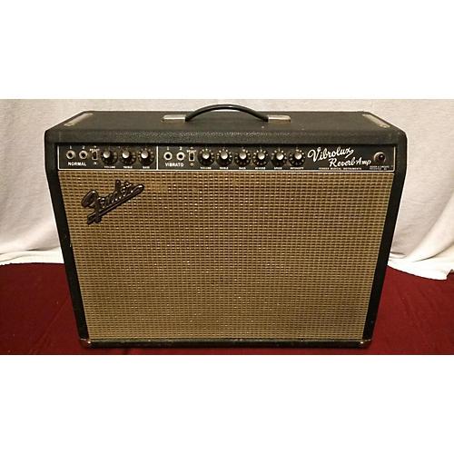 Fender 1965 Vibrolux Reverb Tube Guitar Combo Amp