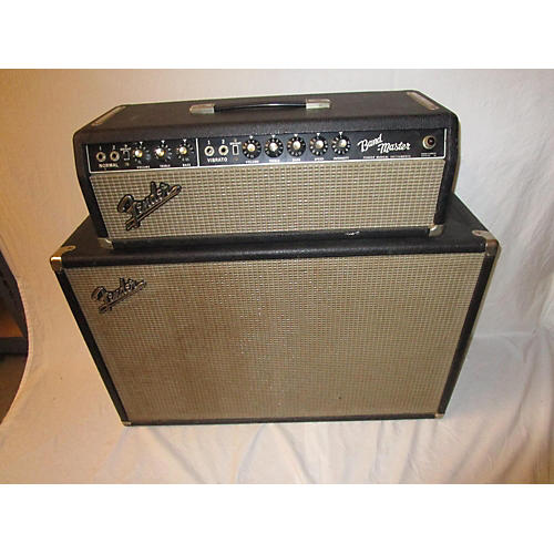 vintage fender 1966 bandmaster head and cabinet tube guitar combo amp guitar center. Black Bedroom Furniture Sets. Home Design Ideas