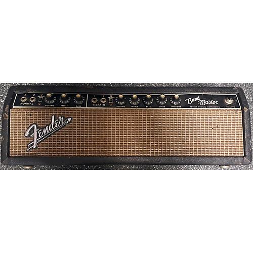 Fender 1966 Bandmaster Tube Guitar Amp Head-thumbnail