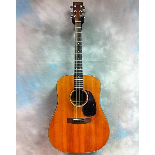 Martin 1966 D18 Acoustic Guitar-thumbnail