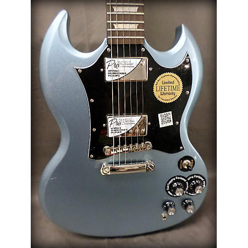 Epiphone 1966 G400 Pro Solid Body Electric Guitar-thumbnail