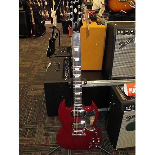 Epiphone 1966 G400 Pro Solid Body Electric Guitar
