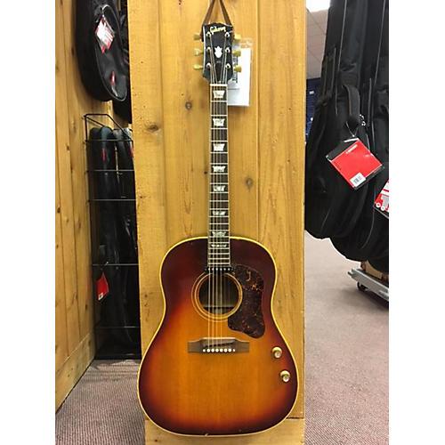 Gibson 1966 J160E Acoustic Guitar