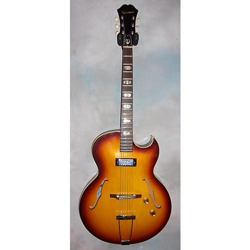 Epiphone 1966 Sorrento Hollow Body Electric Guitar-thumbnail