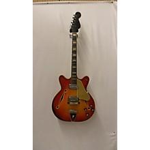 Fender 1967 Coronado II Sunburst Hollow Body Electric Guitar