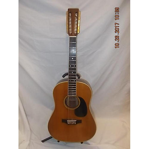 Martin 1967 D12-35 12 String Acoustic Guitar