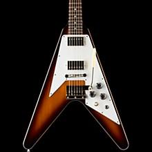 1967 Flying V with Maestro Electric Guitar Vintage Sunburst