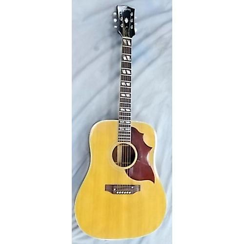 Gibson 1967 Sjn Acoustic Guitar