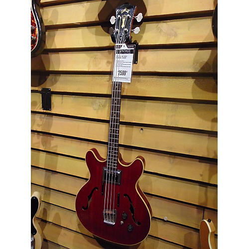 Guild 1967 Starfire I Acoustic Bass Guitar-thumbnail