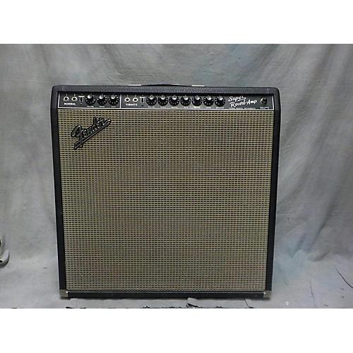 Fender 1967 Super Reverb Amp Tube Guitar Combo Amp