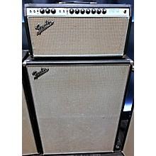 Fender 1968 Bandmaster Reverb & 2x12 Cabinet Tube Guitar Amp Head
