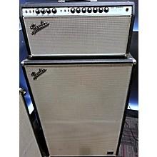 Fender 1968 Dual Showman Reverb & 2x15 Cabinet Tube Guitar Amp Head