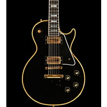 Gibson Custom 1968 Les Paul Custom Reissue Lightly Aged Electric Guitar