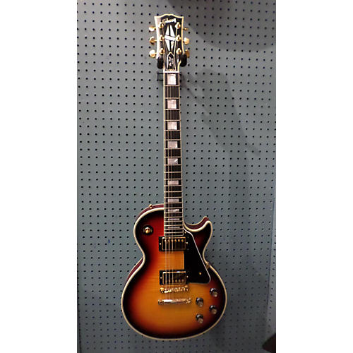 Gibson 1968 Les Paul Custom Reissue Solid Body Electric Guitar