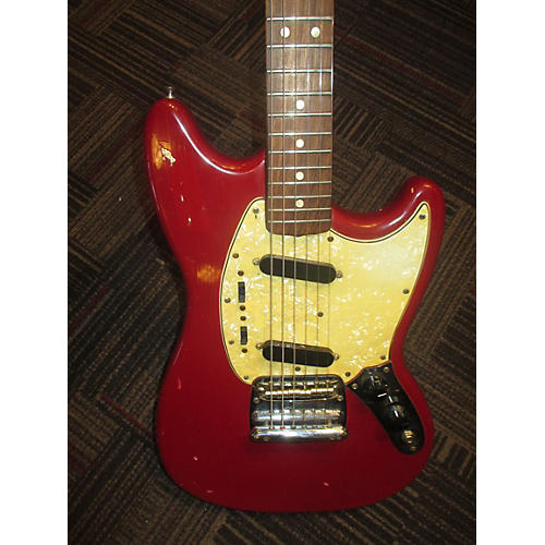 Fender 1968 Mustang Solid Body Electric Guitar