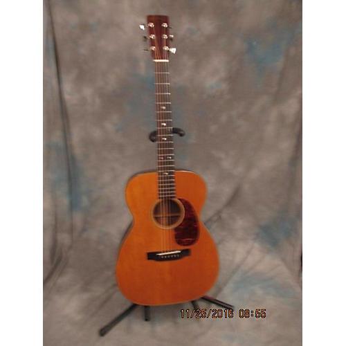 Martin 1969 00-18 OHSC Acoustic Guitar-thumbnail