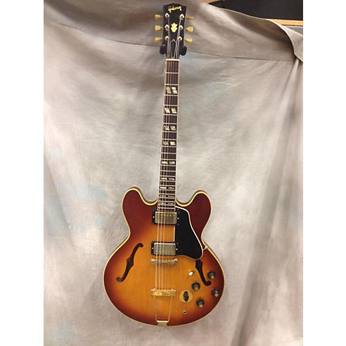 Gibson 1969 ES-345TDSV Hollow Body Electric Guitar