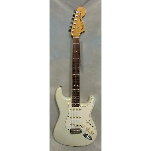 used fender 1969 light relic stratocaster solid body electric guitar guitar center. Black Bedroom Furniture Sets. Home Design Ideas