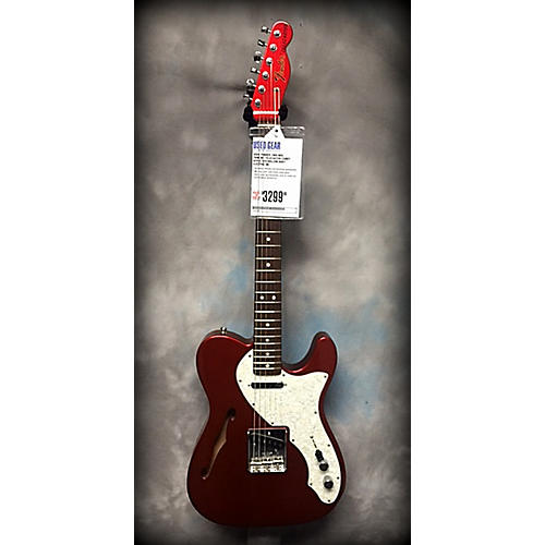 Fender 1969 NOS Thinline Telecaster Hollow Body Electric Guitar