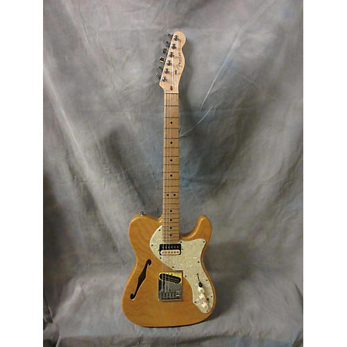 Fender 1969 Reissue Telecaster Thinline Hollow Body Electric Guitar