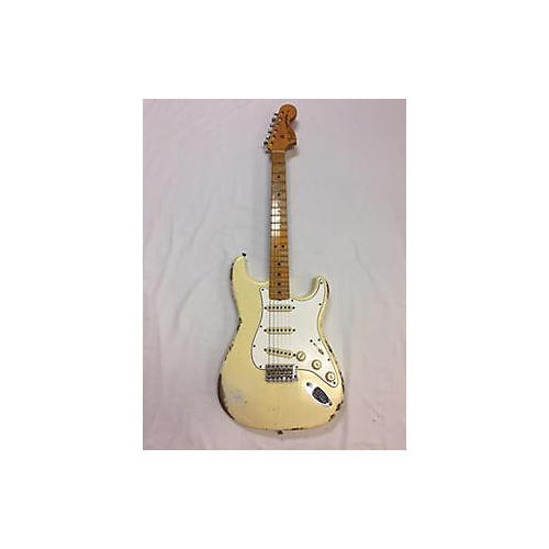 Fender 1969 Relic Stratocaster Solid Body Electric Guitar-thumbnail