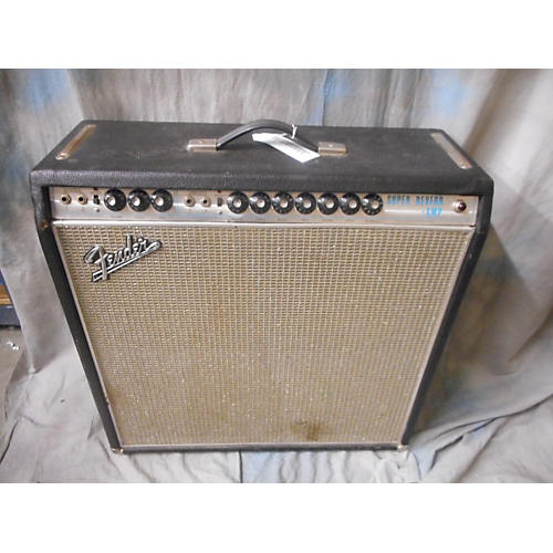 Fender 1969 Super Reverb 4x10 Tube Guitar Combo Amp-thumbnail