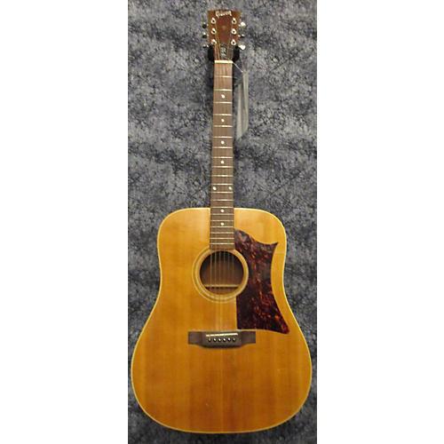 Gibson 1970 J45 Acoustic Guitar Sunburst