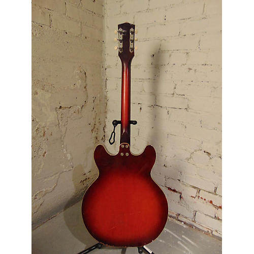 HARMONY 1970 Rocket Hollow Body Electric Guitar-thumbnail
