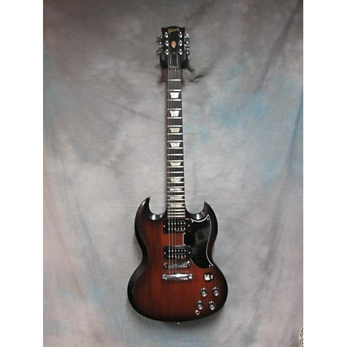 Gibson 1970S TRIBUTE SG DIRTY FINGERS PICK UPS Solid Body Electric Guitar