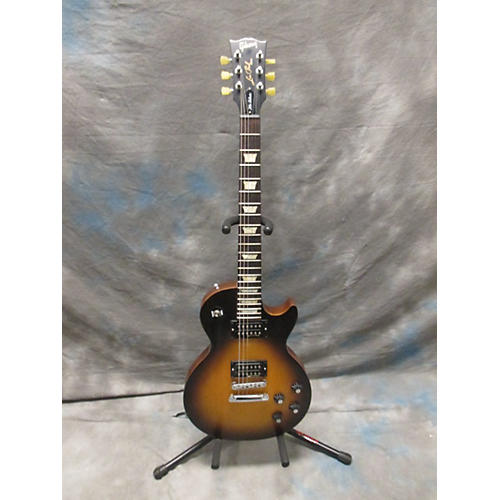 Gibson 1970S Tribute Les Paul Studio Solid Body Electric Guitar Tobacco Sunburst