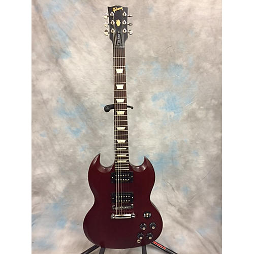Gibson 1970S Tribute SG Special Solid Body Electric Guitar-thumbnail