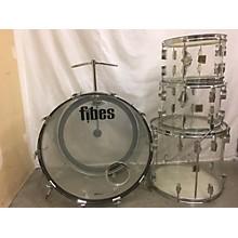 Fibes 1970s 1970's Fibes 4-piece Acrylic Kit