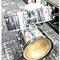 Slingerland 1970s 1970's Slingerland 4 Pc Chrome Wrap Kit thumbnail