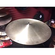 Zildjian 1970s 22in Swish China Cymbal