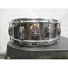 Slingerland 1970s 5.5X14 1970 Snare Chrome Drum