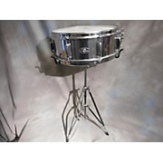 Slingerland 1970s 5.5X14 Chrome Over Brass Drum