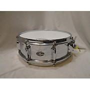 Slingerland 1970s 5.5X14 Chrome Over Brass Snare Drum