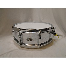 Slingerland 1970s 5.5X14 Chrome Over Brass Snare Drum