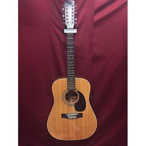 Alvarez 1970s 5021 12-string 12 String Acoustic Guitar-thumbnail