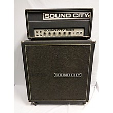 Sound City 1970s 50R Tube Guitar Amp Head
