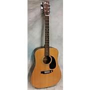Ibanez 1970s 627 Acoustic Guitar