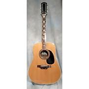 Epiphone 1970s 6834E 12 String Acoustic Guitar