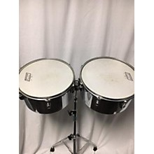 Ludwig 1970's Chrome Timbales Timbales