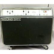 Sound City 1970s Concord Tube Guitar Combo Amp