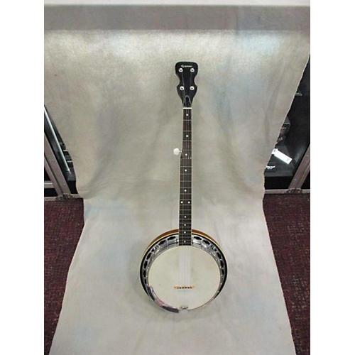 Epiphone 1970s EB-99 Banjo Antique White