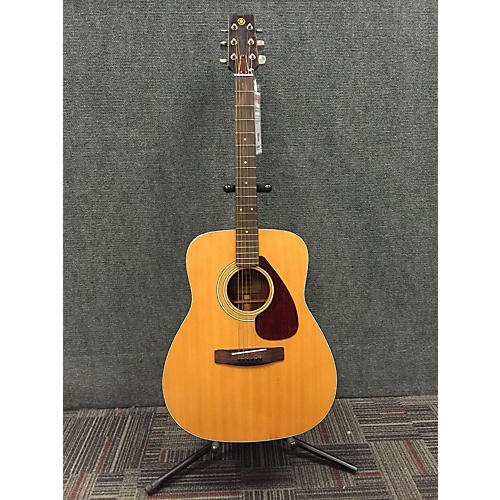 used yamaha 1970s fg200 acoustic guitar natural guitar