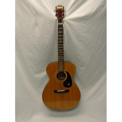 Epiphone 1970s FT120 Acoustic Guitar-thumbnail