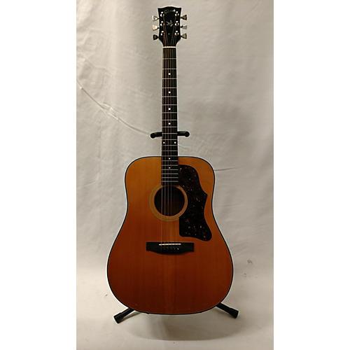 Gibson 1970s Gospel Acoustic Guitar