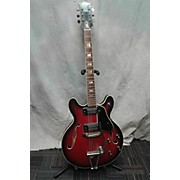 Aria 1970s Hollowbody Hollow Body Electric Guitar
