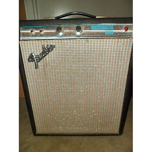vintage fender 1970s musicmaster bass tube bass combo amp guitar center. Black Bedroom Furniture Sets. Home Design Ideas
